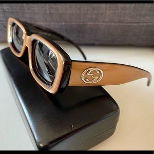 Authentic Vintage Mod Gucci Sunglasses 2409/S